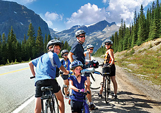 Backroads Canadian Rockies Family Trips